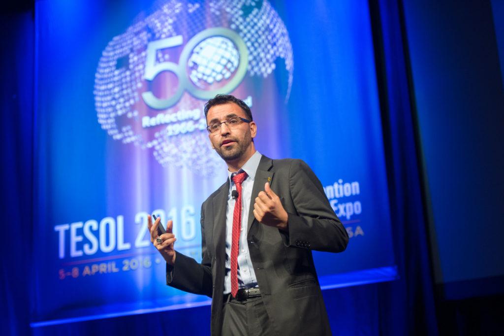 2016年のTESOL国際会議