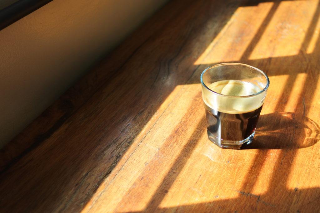 SGD Coffee Bodegaのブラックコーヒー
