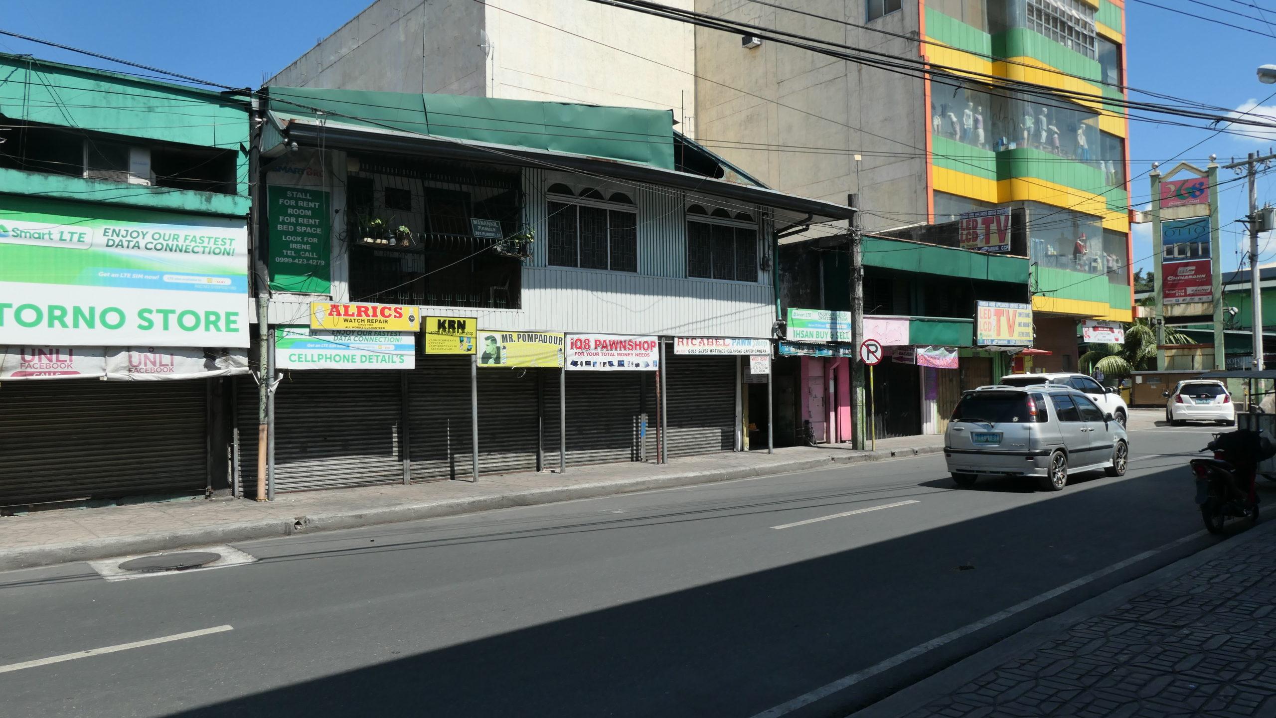 フィリピンメイン都市でロックダウンが5月15日まで延長